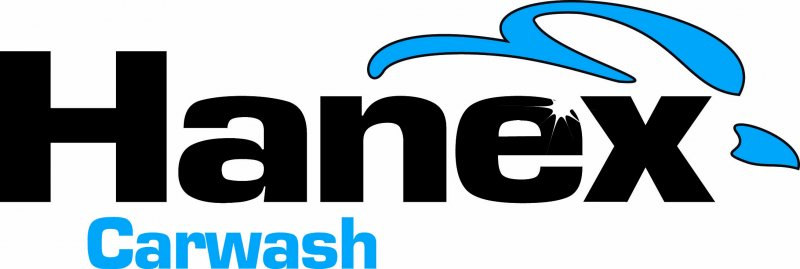Hanex Logo Car Wash